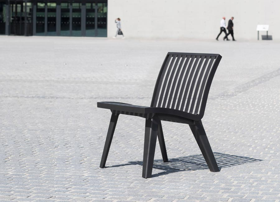 Augmented Reality Ar 233 A Street Furniture