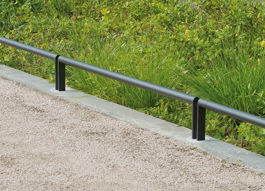 Trip and hand rail - Zénith