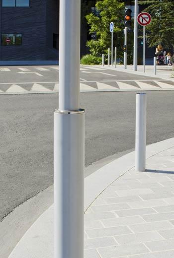 Area - Signage - Acropole