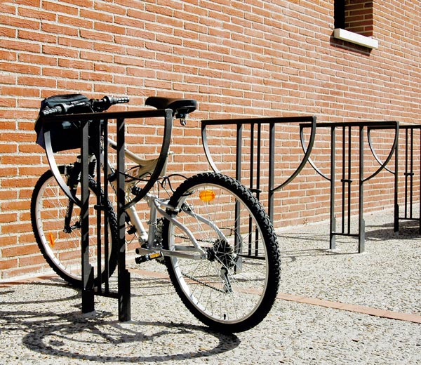 Area - Bike rack - Agora