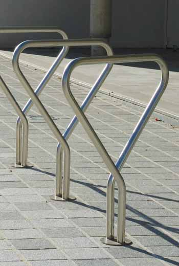 Area - Bike rack - Phénix
