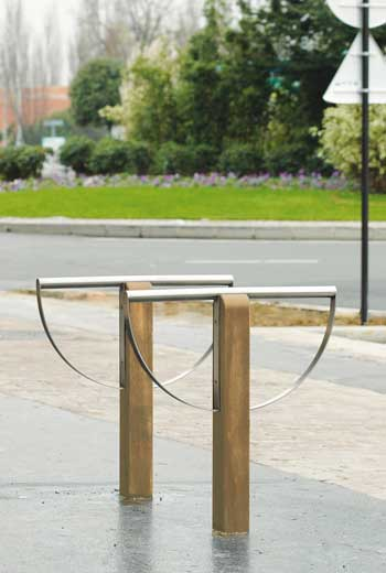 Area - Bike rack - Québec