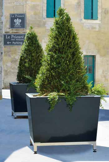 Area - Planter - Kobé
