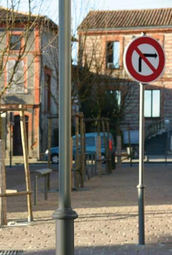Area - Signage - Agora