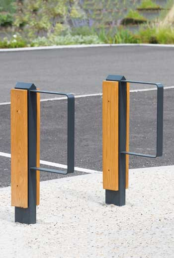 Area - Bike rack - Nevada