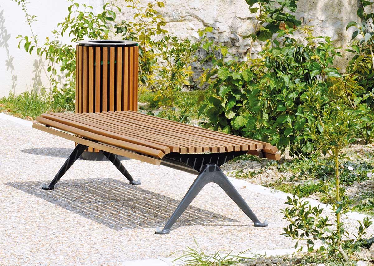 Naples Bench Ar 233 A Street Furniture