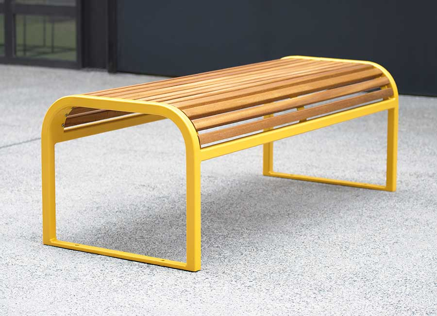 Backless bench - Nice bois