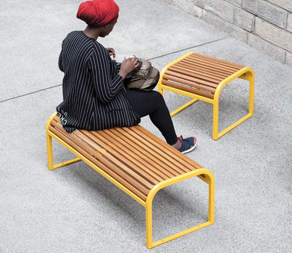Area - Backless bench - Nice bois