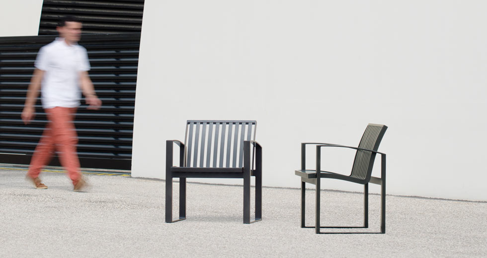 Area - Seat and armchair - Newport