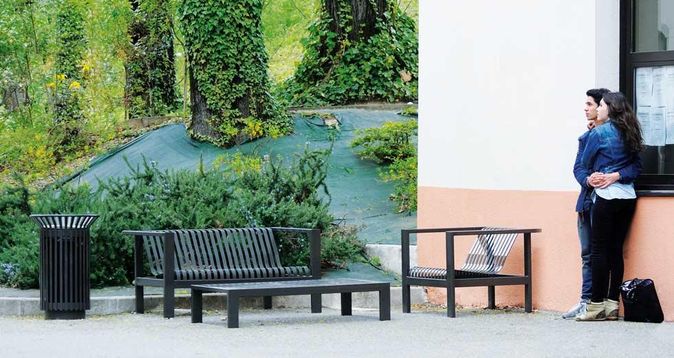 Area - Seat and armchair - Sofia