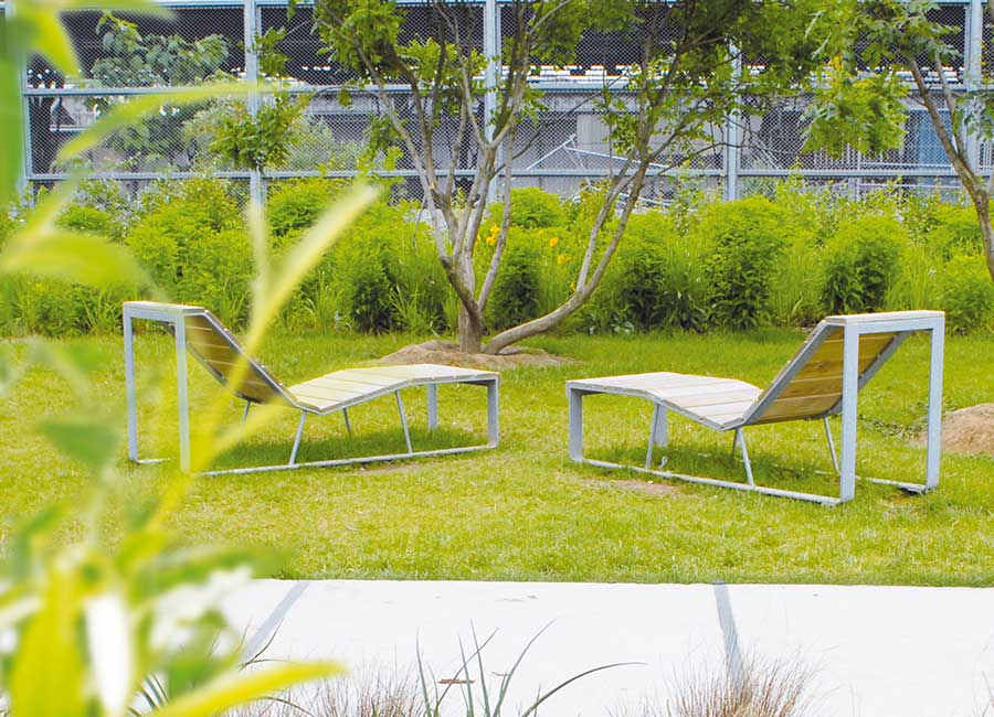 Outdoor furniture - Atlantique