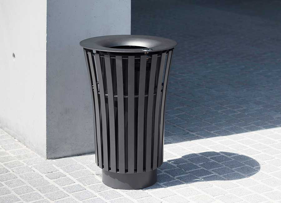 Litter receptacle - Narcisse