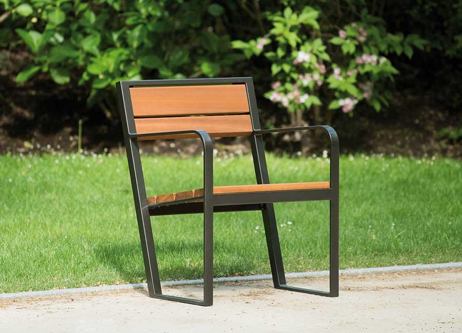 Seat and armchair - Prague B110