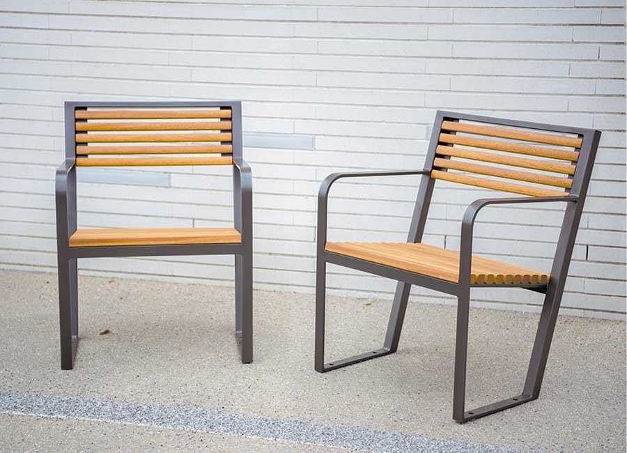 Seat and armchair - Prague B30