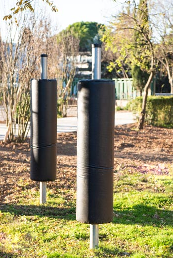 Area - Fitness trail - Oxygène