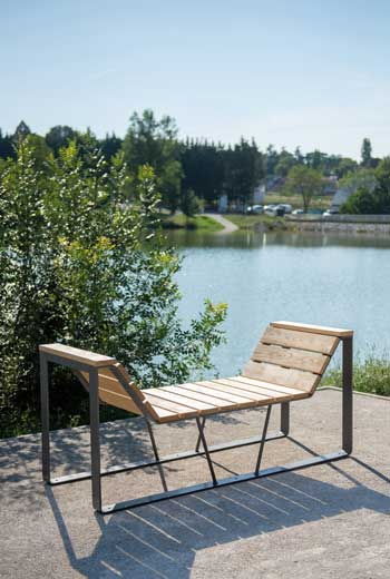 Area - Outdoor furniture - Atlantique